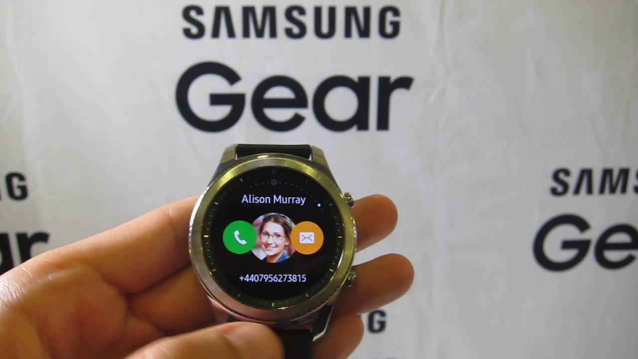 Resultado de imagen para Smartwatch Gear S3