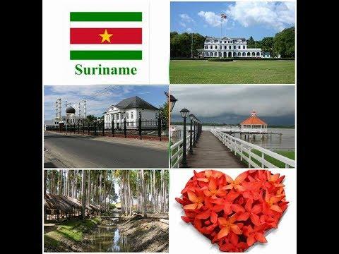Surinam september 2017