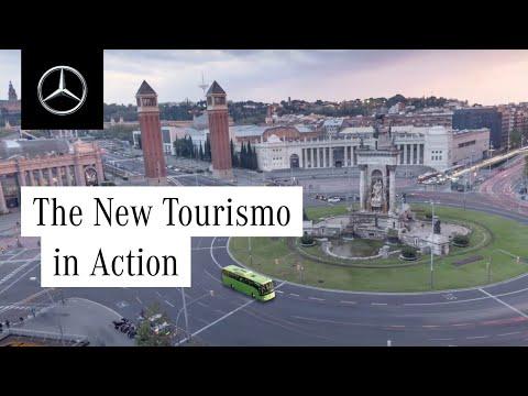 Mercedes-Benz Buses | The new Tourismo 2017