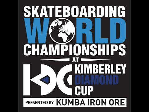 2015 Skateboarding World Championships at the Kimberley Diam