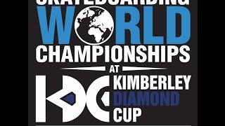 2015 Skateboarding World Championships At The Kimberley Diamond Cup Street Finals