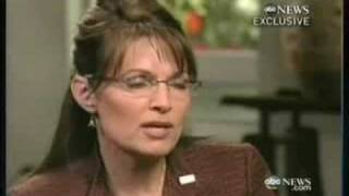 Sarah Palin, Won't You Be My Neighbor?
