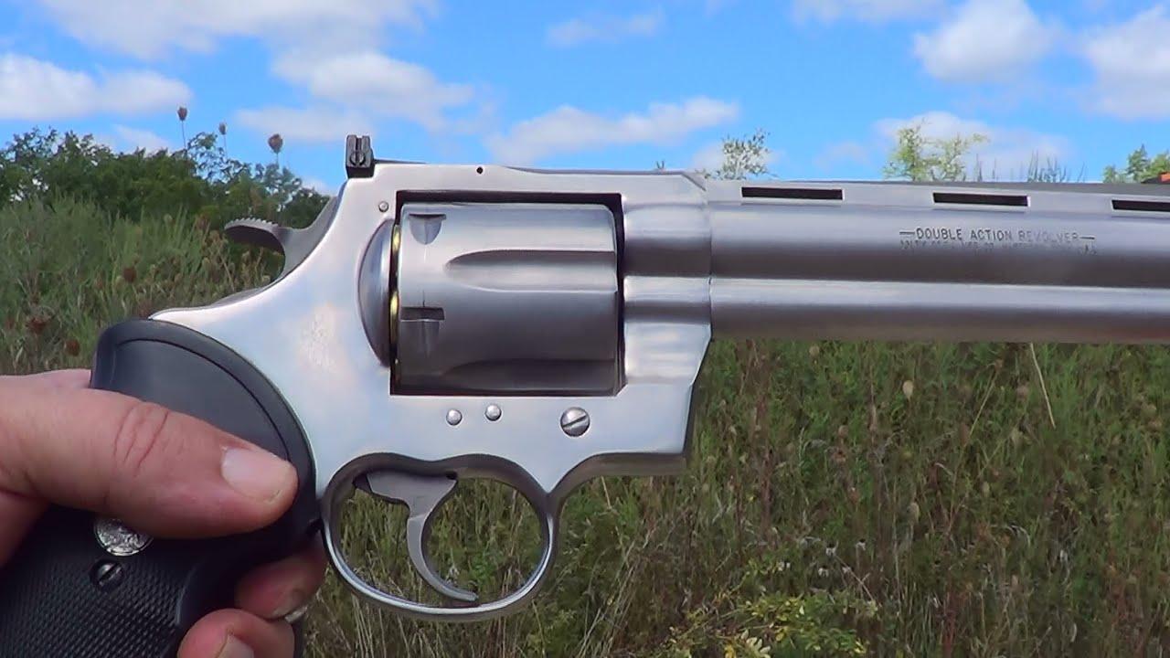 Colt Anaconda 44 Magnum Revolver