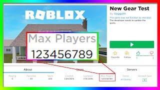 über 100 MILLIONEN Menschen können dieses roblox Spiel PLAY...