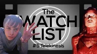 5 Telekinetic Movies  |  The Watch List