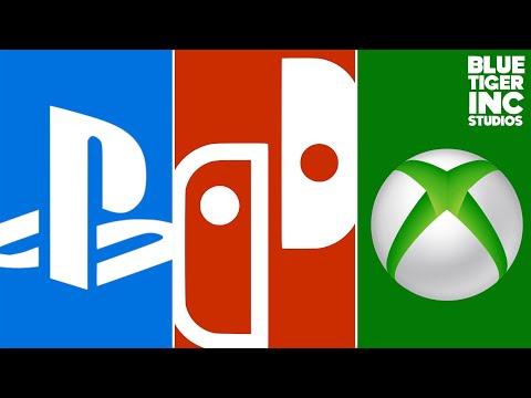 All Console StartUps | PS, XBOX, Nintendo | HD
