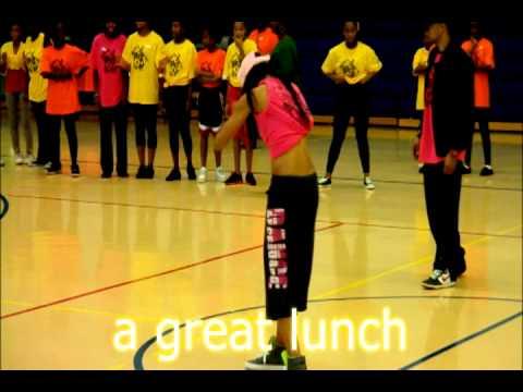 Darrin Hensons House Of Hip Hop Dance Workshop