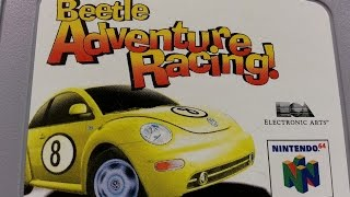 Classic Game Room - BEETLE ADVENTURE RACING review for N64