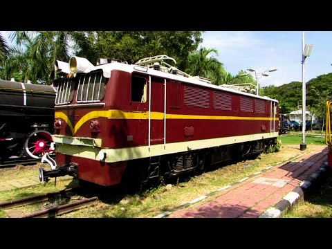 Regional RAIL MUSEUM, ICF, CHENNAI At A Glance - Indian Railways