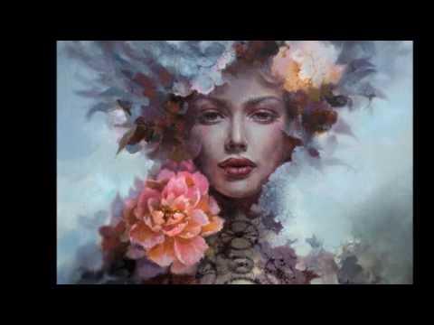 Поэзия женской красоты.   Poetry of female beauty