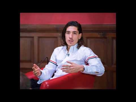 Hector Bellerin Oxford Union comments