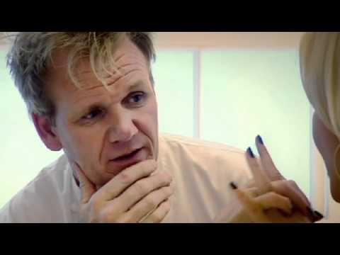 Denise Van Outen on The F Word - Gordon Ramsay
