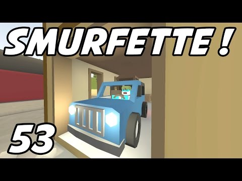 "UNTURNED - E53 ""Smurfette's Garage!""  (Russia Map Role-Play)"