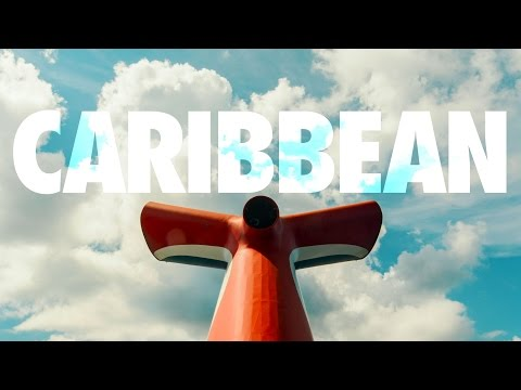 Caribbean | A cruise timelapse film of the tropics
