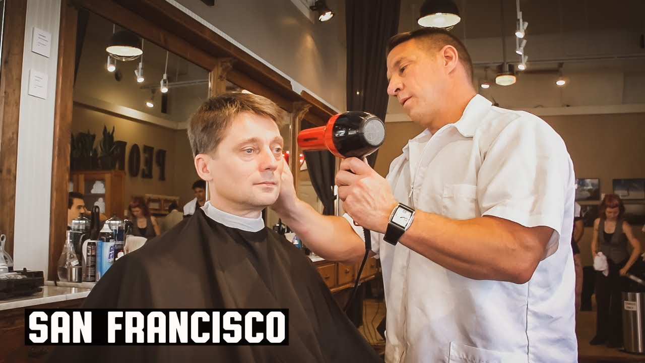 The San Francisco Haircut Haircut Harry Experiences Peoples Barber