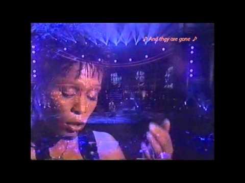 Whitney Houston 'Abraham Martin & John' (LIVE)