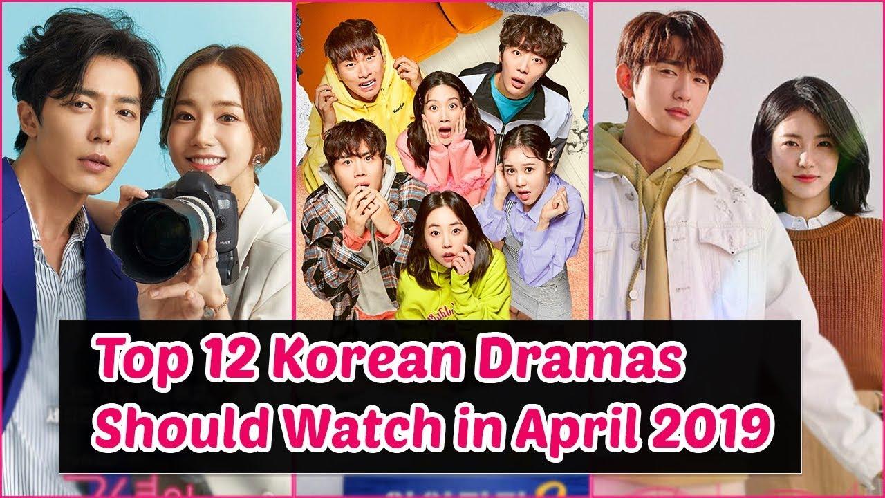 12 Korean Dramas You Should Watch in April 2019