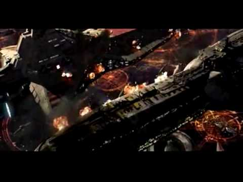 Star Wars: Battle Over Coruscant (altered)