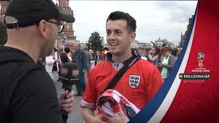 Neven i Darko sa Engleskim Navijačima u Rusiji | SPORT KLUB Fudbal