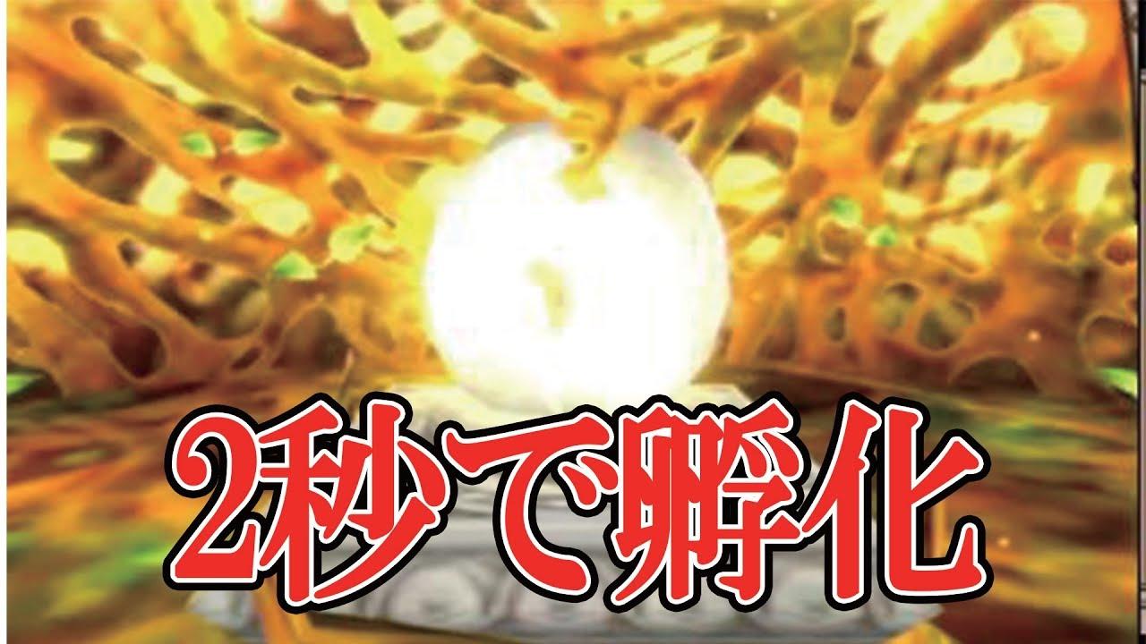 テリワンsp一瞬でタマゴを孵化させるチート技 Youtube