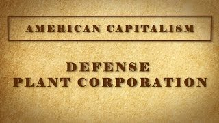 Defense Plant Corporation