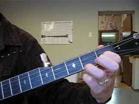 How to Play Silent Night on the Banjo