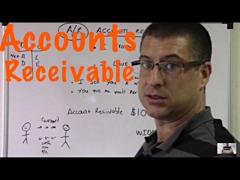 Accounting for beginners #9 / Accounts Receivable / Basics