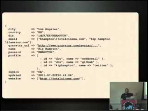 Olaf Alders   Abusing the MetaCPAN API for Fun and Profit