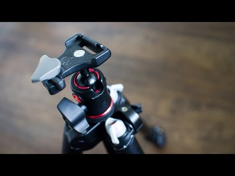 Manfrotto BeFree Tripod Review
