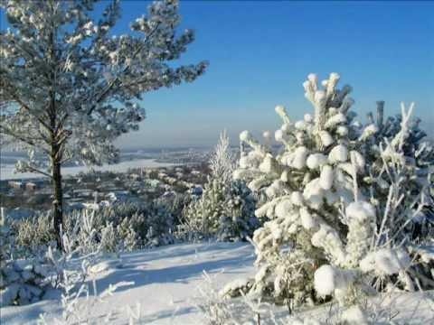 Зимой в окрестностях Кушвы.
