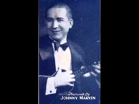 Johnny Marvin - Me And My Shadow 1927 Nat Shilkret & His Orchestra