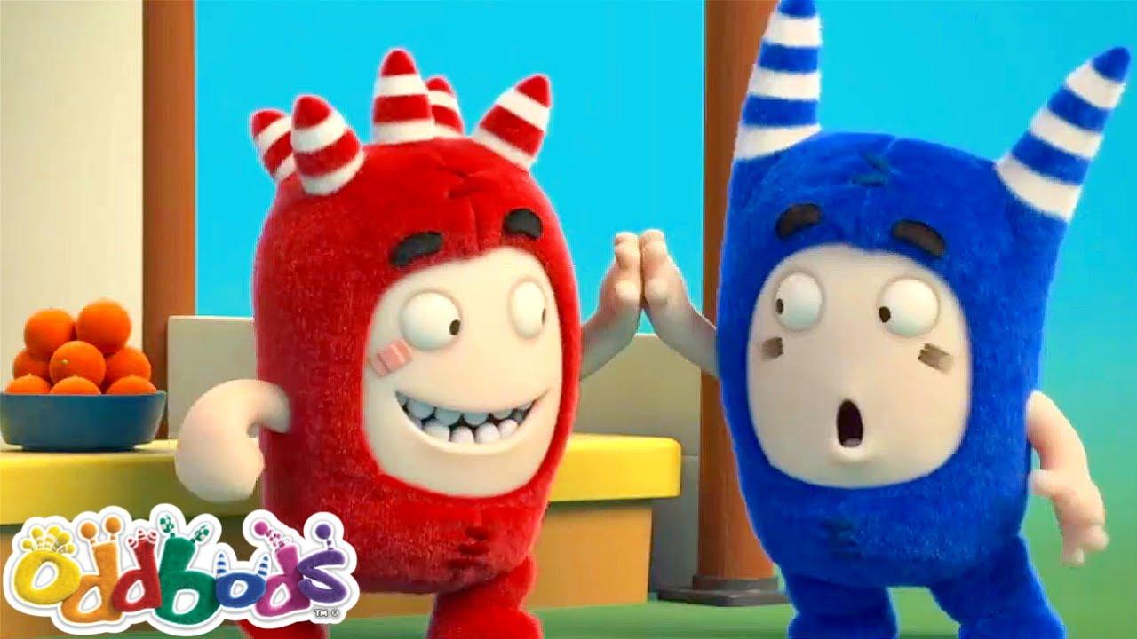 Oddbods Got Talent | Oddbods | Çocuklar için Çizgi Filmler