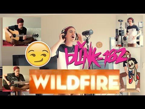 Wildfire (blink-182 Acoustic Cover)