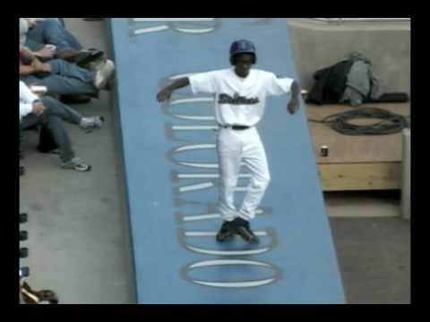 Breakin' BBoy McCoy Visits ONEOK Field