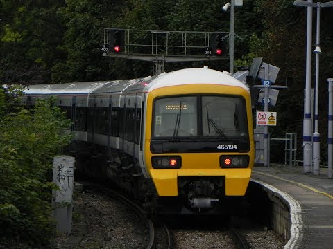 UK National Rail - Southeastern Railway Compilation