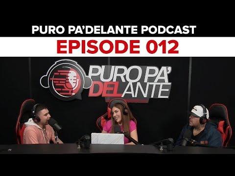 Entrevista con Abraham Vazquez - Puro Pa'DELante - Podcast 012 - DEL Records 2018