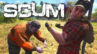 SCUM - Der DayZ-Killer? - Erster Eindruck - Survival-Game [Deutsch] [Gameplay] Let