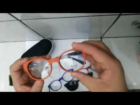 Óculos Smart troca frentes ref.932 - YouTube 6a8de87a5d
