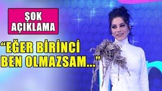 Simay Tokatlı'dan Birincilik Yorumu: Eğer Birinci Olamazsam...