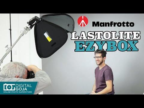 Lastolite Ezybox Hotshoe Kit for Shoe Mount Speedlight | Manfrotto | Overview