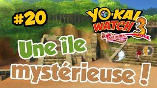 Yo-kai Watch 3 Sushi/Tempura #20 FR - Une île mystérieuse !