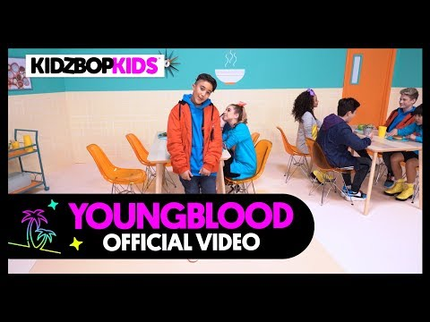 KIDZ BOP KIDS - Youngblood (Official Music Video) [KIDZ BOP 39]
