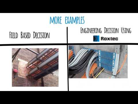 Roxtec Australia cable entries