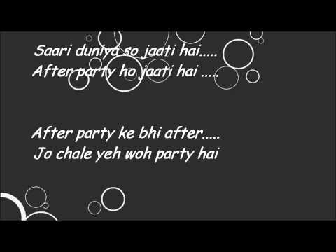 Party With The Bhoothnath Song (Official) | Bhoothnath Returns| Yo Yo Honey Singh & Amitabh Bachchan