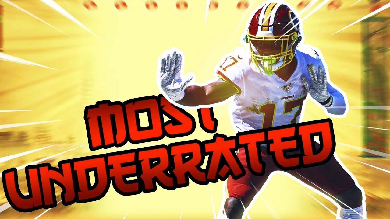 MOST UNDERRATED ROOKIE WR IN THE NFL - Terry McLaurin ᴴᴰ