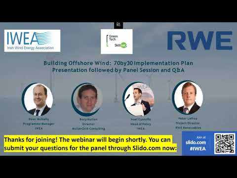 70by30 Implementation Plan: Building Offshore Wind