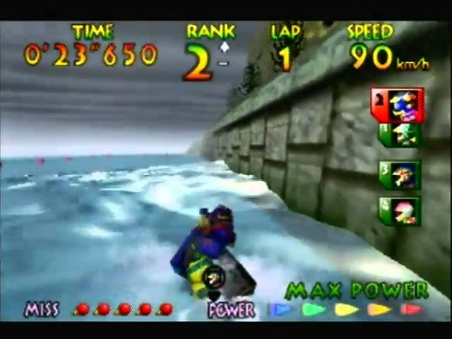Wave Race 64 Expert Championship