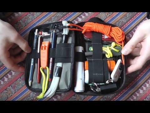 Edc Vorstellung Survival Kit Organizer Maxpedition
