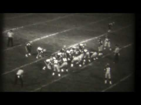 Graham High School - Tazewell High School 9-7-75 12-0 1975 Football (Also YouTube - Crazy J Cousins)