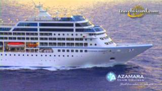 Azamara Cruises, Experiential Cruise Tours, Videos